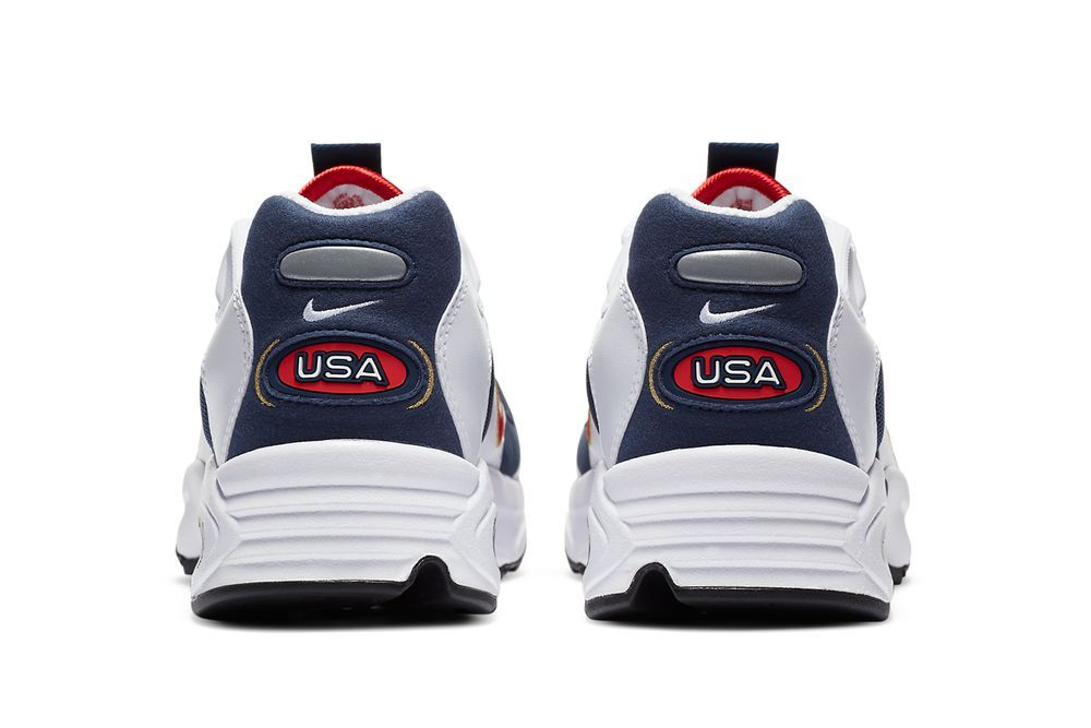Nike Air Max Triax 96 USA Heel