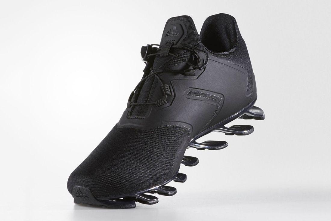 Adidas Springblade Triple Black3