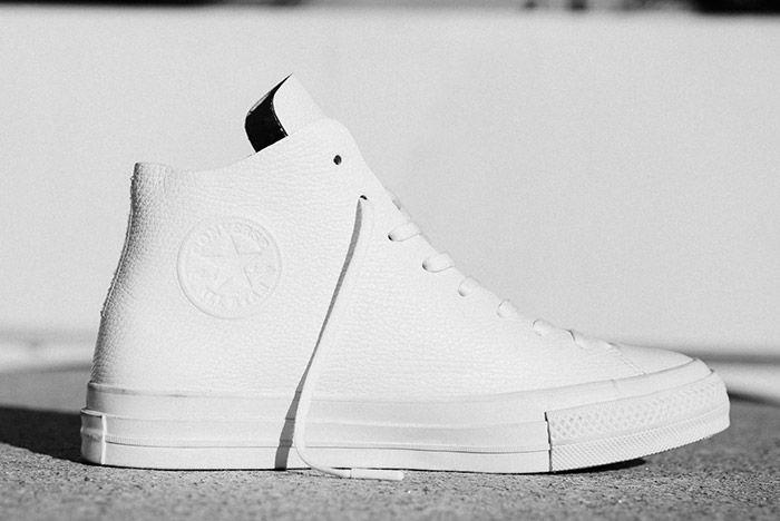 Converse Prime Star Chuck Taylor All Star High White 1