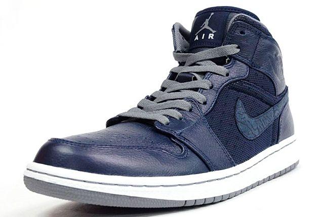 Nike Air Jordan 1 Phat Navy 5 1
