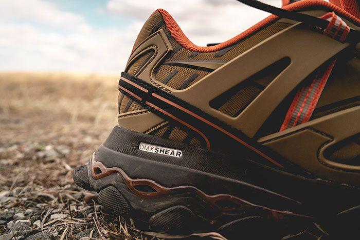 Eastlogue Reebok Dmx Trail Shadow Heel