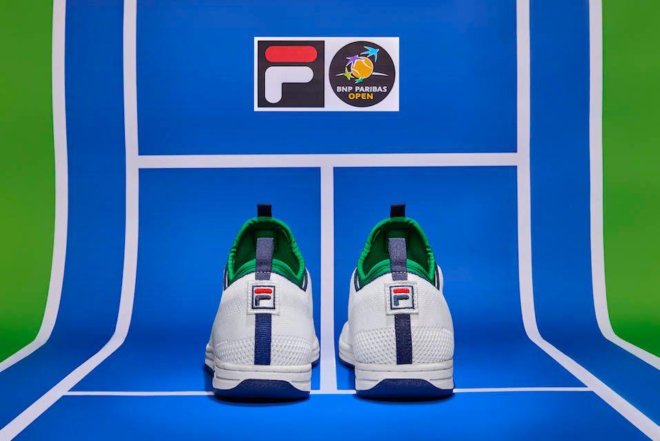Fila Bnp Paribas Open Capsule 06 Sneaker Freaker