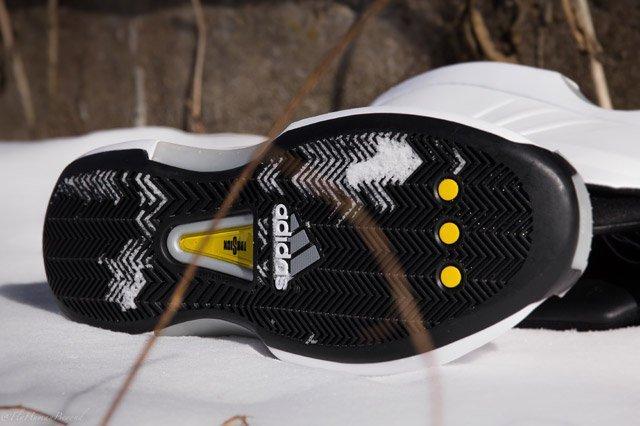 Adidas Crazy 1 White Sole