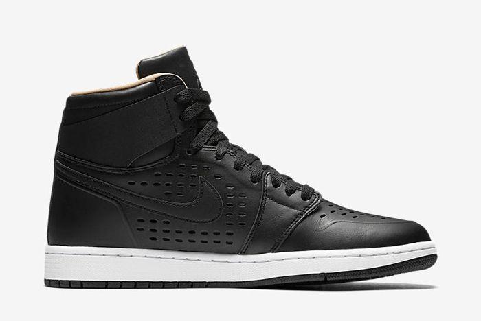 Air Jordan I Perfblack 3