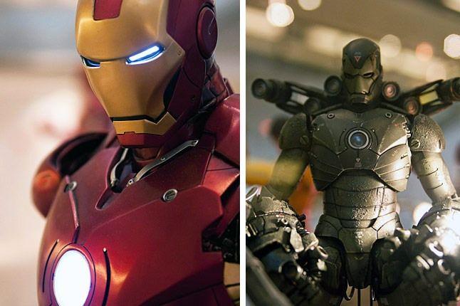 Hot Toys Iron Man 2 6 1
