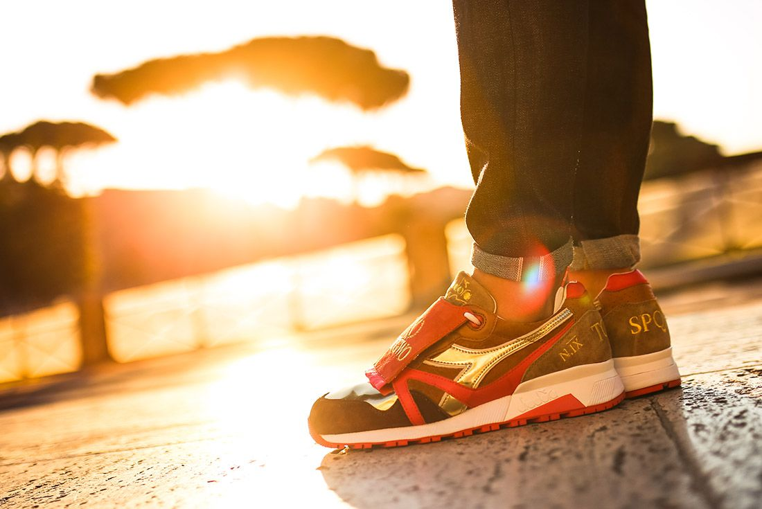The Good Will Out Diadora N9000 Spqr 9