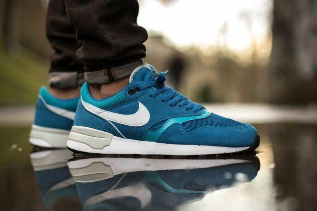 Nike Air Odyssey Electric Blue 2
