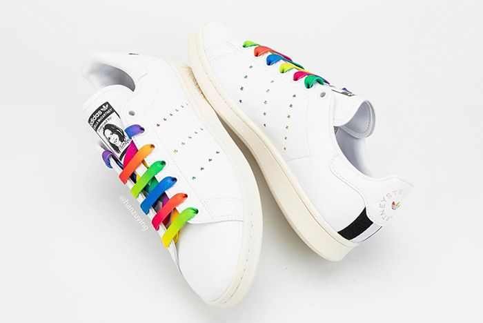 Stella Mccartney Adidas Stan Smith Pair
