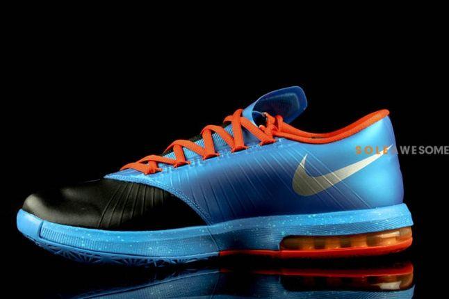 Nike Kd Vi Thunder Away 3