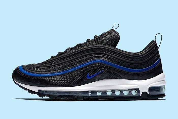 Nike Air Max 97 Black Blue 1