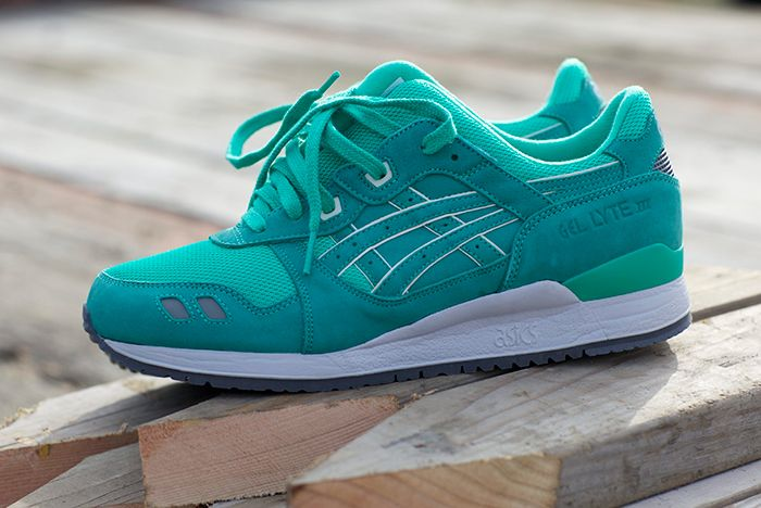 Ronnie Fieg Asics Gel Lyte Iii Mint Leaf