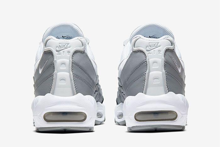 Nike Air Max 95 Grey Heel