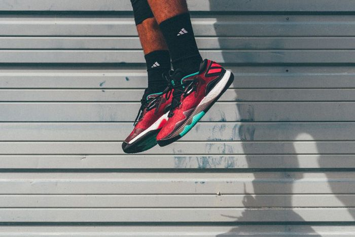 Adidas Crazylight Ghost Pepper13