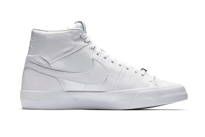 Nike Blazer Royal Triple White 4