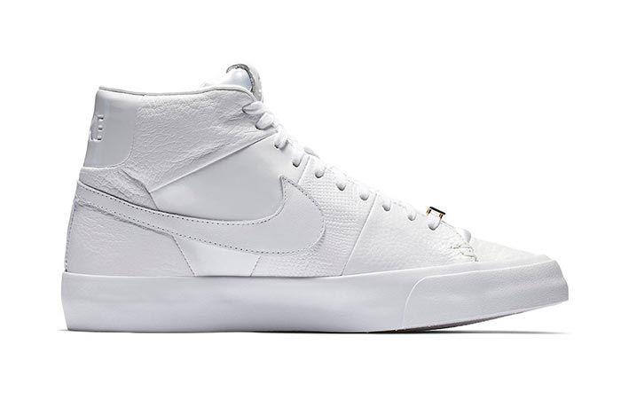 Nike Blazer Royal Triple White 4