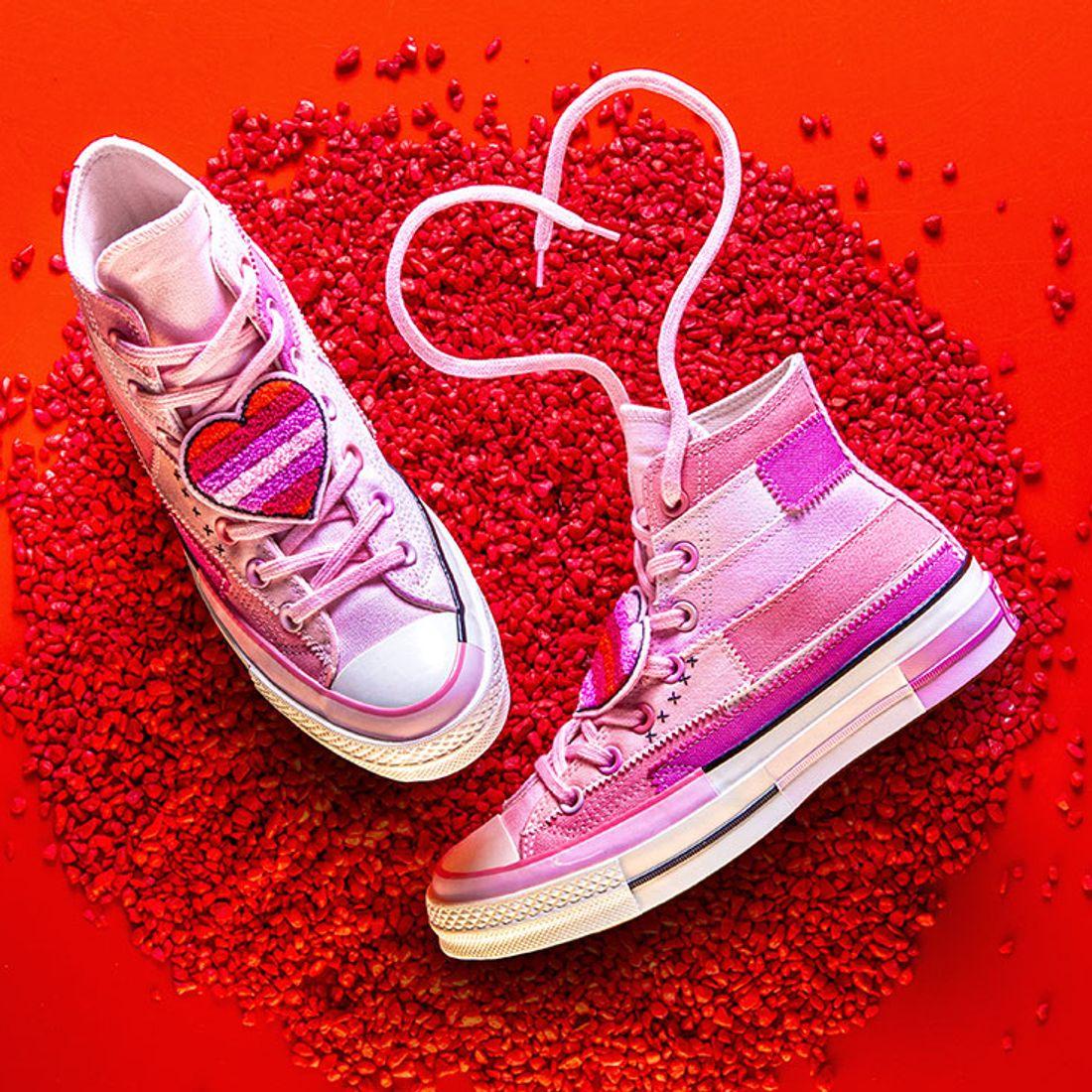 Precursor aceleración violinista  Exclusive Look: Converse and Millie Bobby Brown's New Chuck… - Sneaker  Freaker