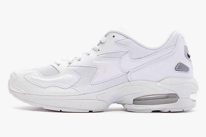 Nike Air Max2 Light Left White