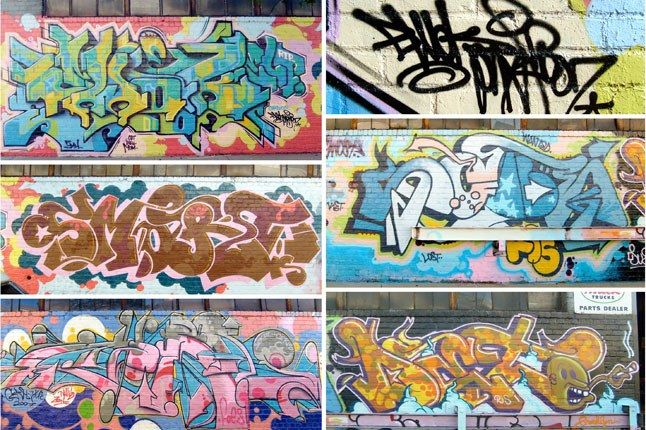 Nyc Graff Book 1