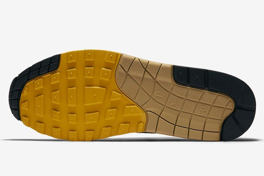 Nike Air Max 1 Premium Elemental Gold 875844 700 1