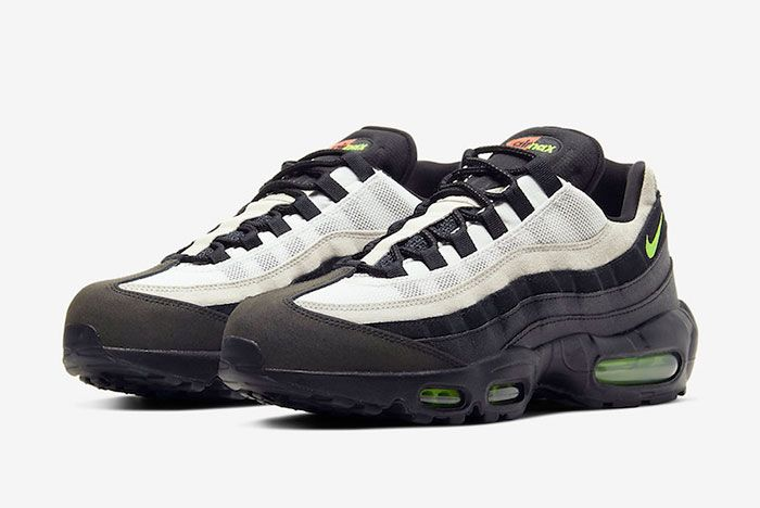 Nike Air Max 95 Essential At9865 004 Front Angle