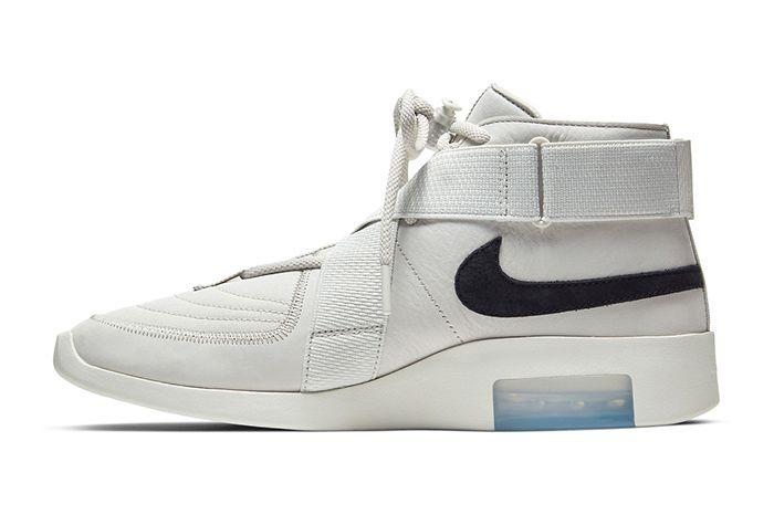 Nike Air Fear Of God 180 Light Bone Official 3