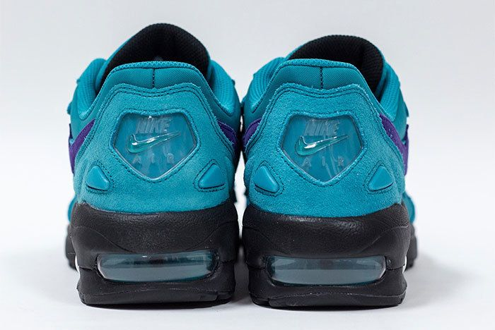 Nike Air Max 2 Light Hornets Teal 3