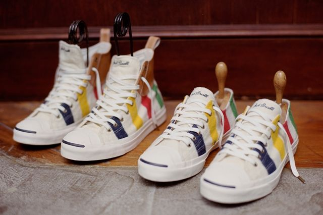 Converse X Hudsons Bay Company Collection