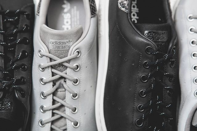 Adidas Originals Stan Smith Reflective Pack 1
