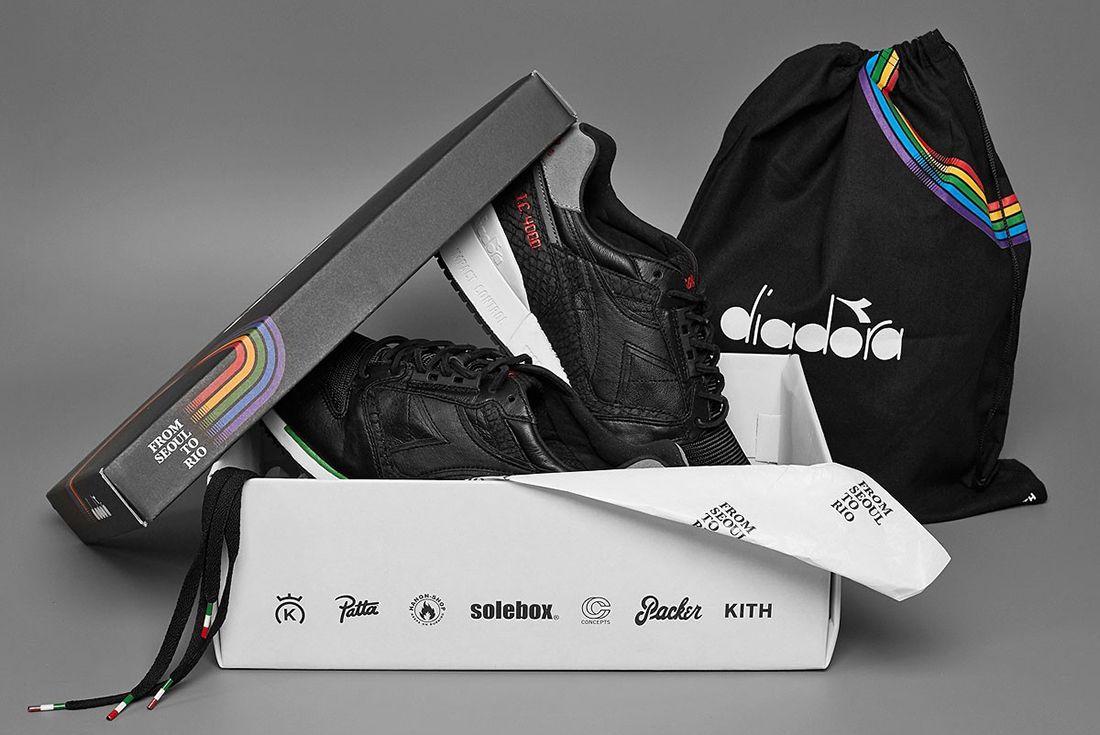 Solebox X Diadora Ic4000 Italia3