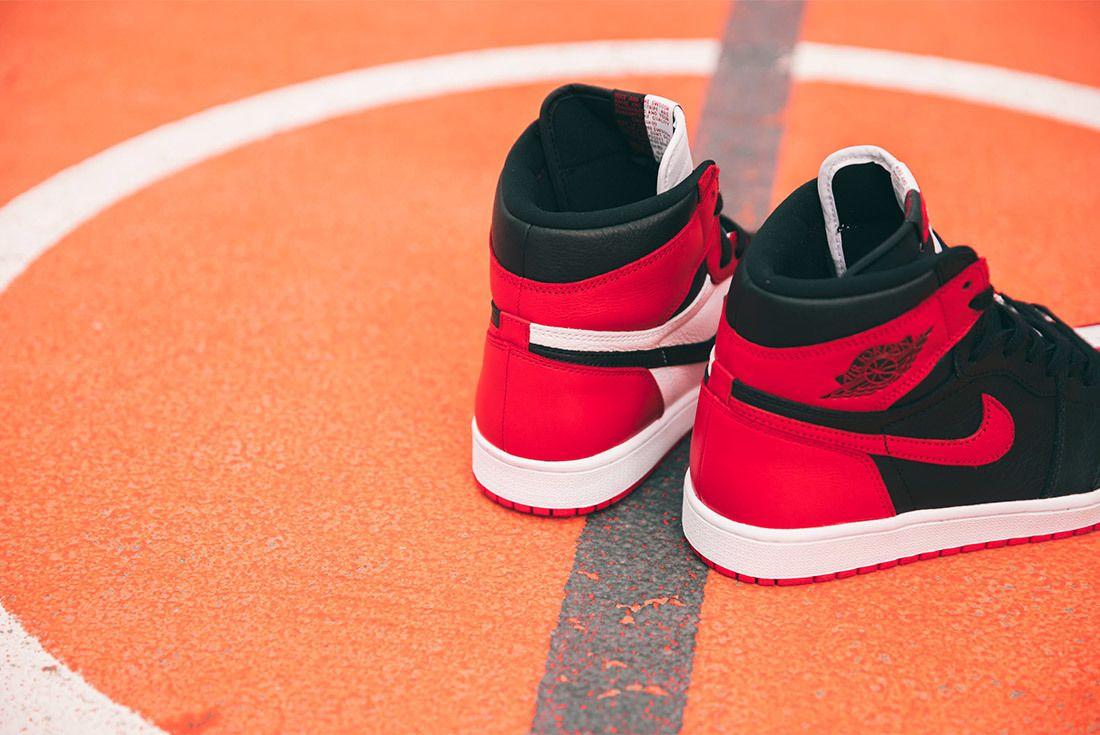 Nike Air Jordan 1 Homage To Home 75