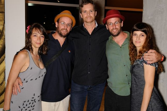 Os Gemeos And Friends With Mark Parker 1