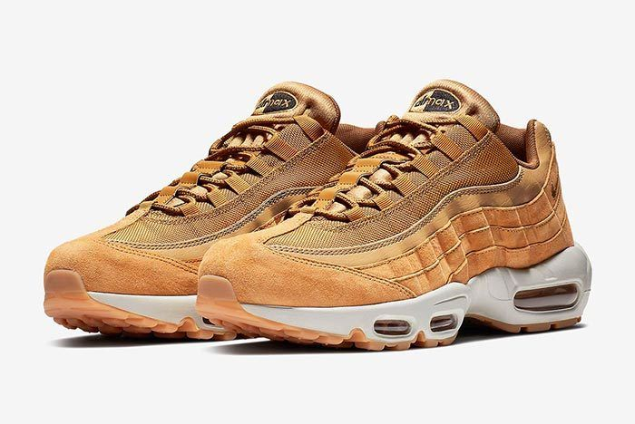 Nike Air Max 95 Wheat Aj2018 700