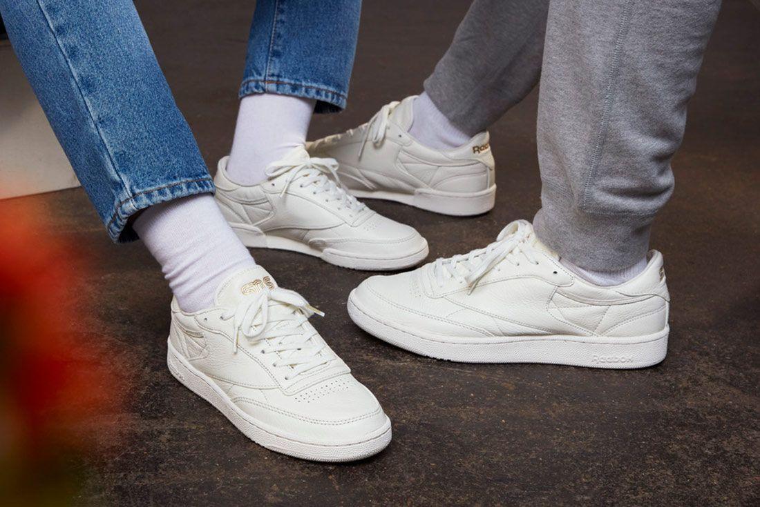 Sneakersnstuff X Reebok Club C 7