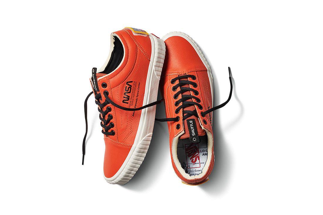 Nasa Orange Vans Old Skool Best Ever Feature