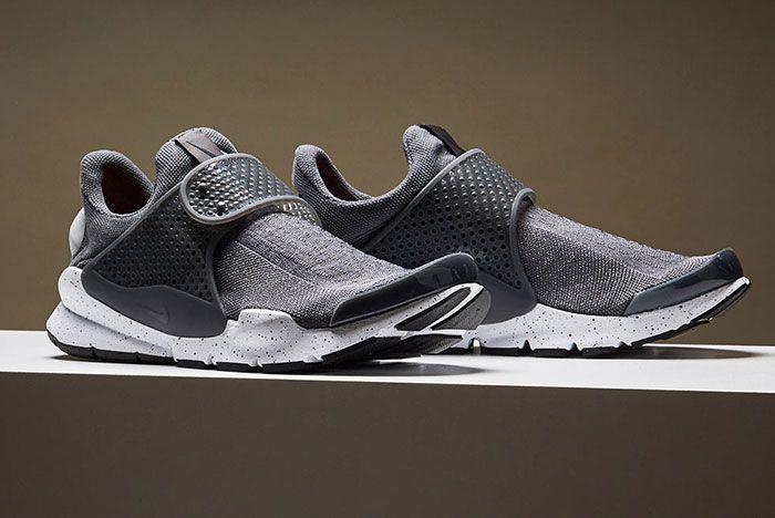 Nike Sock Dart Wolf Grey 1