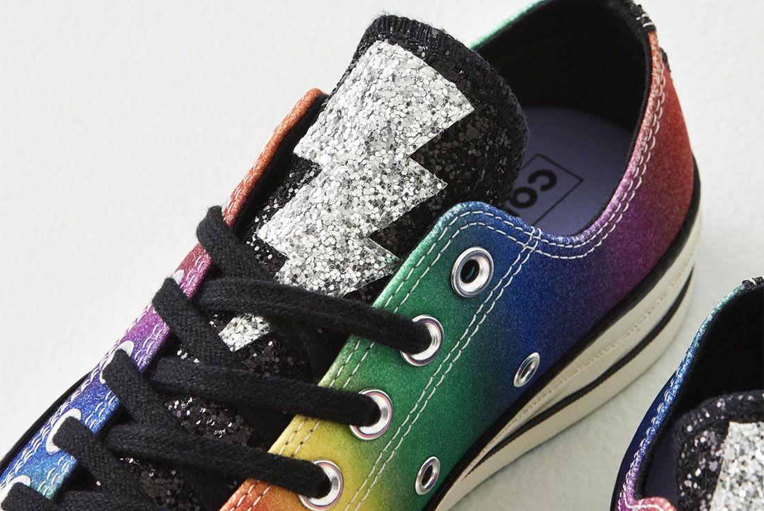 Converse Chuck 70 Pride Lo Pride Flag Tongue