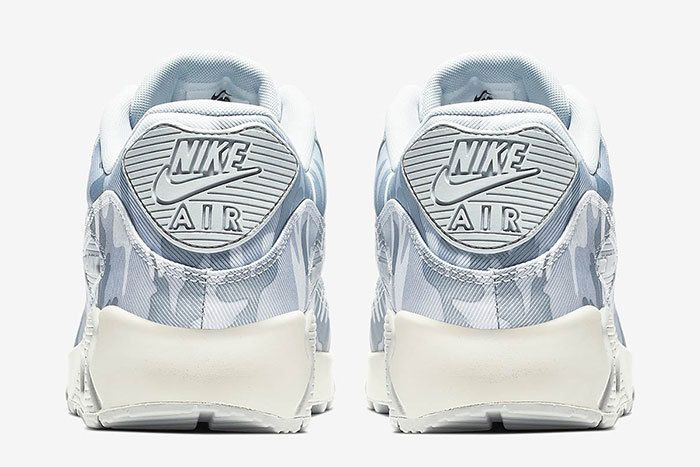 Nike Air Max 90 Winter Camo 5