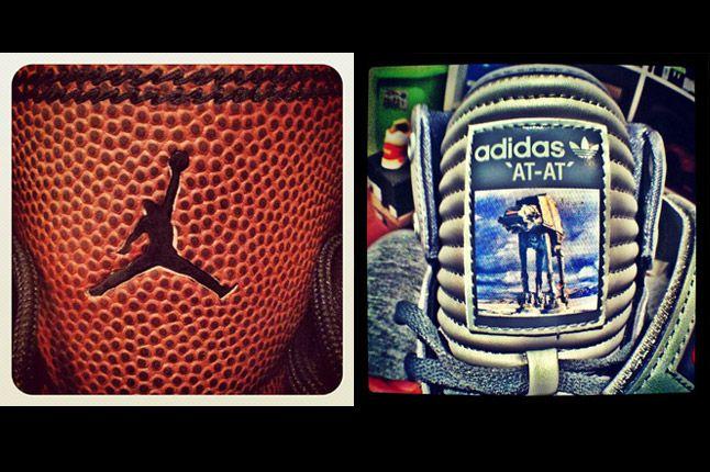 Nike Jordan Jumpman Adidas At At Starwars 1