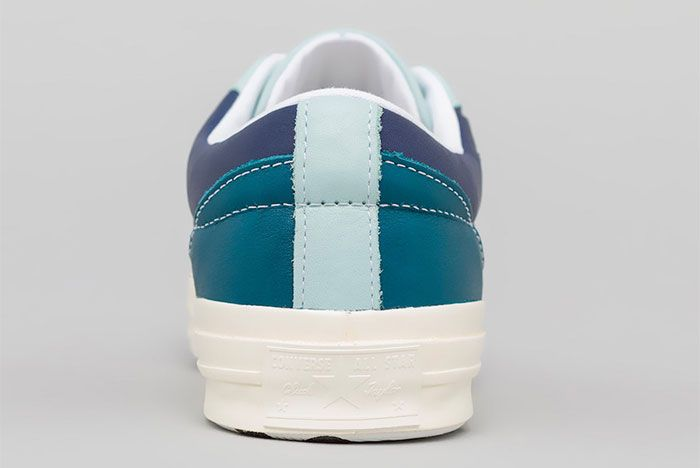 Golf Le Fleur Converse Industrial Pack Blue Heel