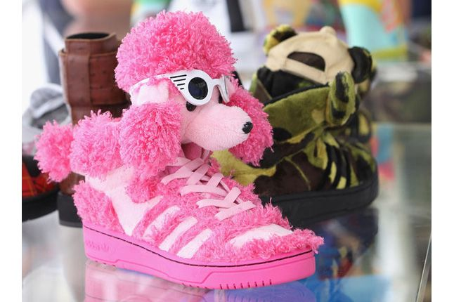 Adidas Originals Jeremy Scott Pink Poodle 01 1