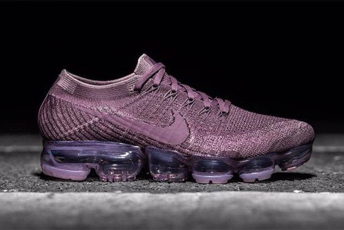 Nike Air Vapormax Violet Dust Plum Fog Purple 1
