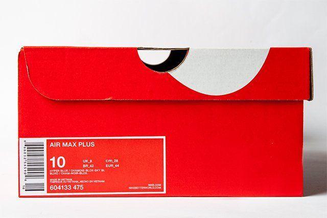 Nike Air Max Plus Hyper Blue 2