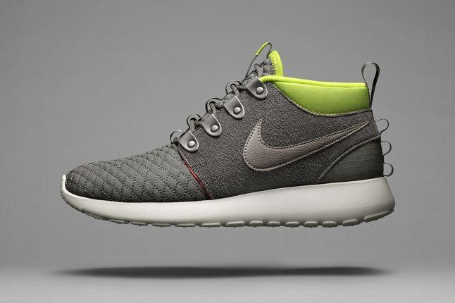 Nike Snearboots 2013 Roshe Run City 1
