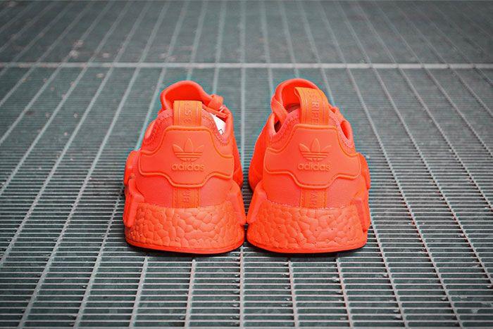 Adidas Nmd R1 Triple Red 8