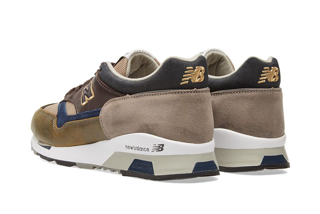 New Balance Made In England Surplus Pack Olive Tan 1500 2