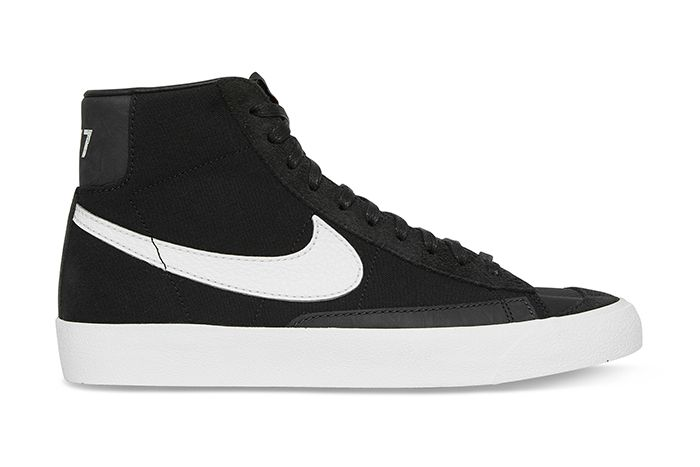 Slam Jam Nike Blazer Mid Class Of 1977 Cd8233 100 Release Date Lateral