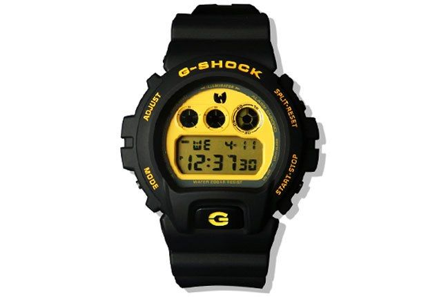 Wu Tang G Shock Watch 1