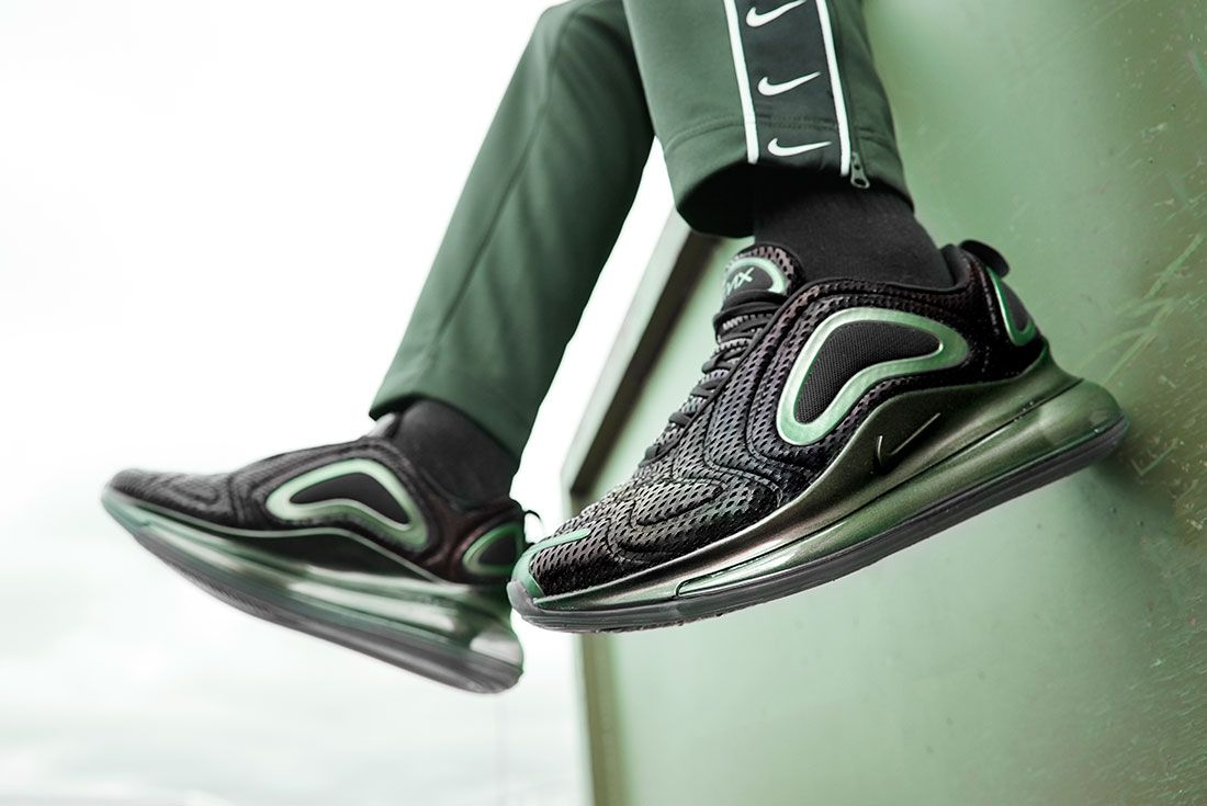 Nike Retro Future Pack Jd Sports Promo Shots Air Max 720 Side On Foot4