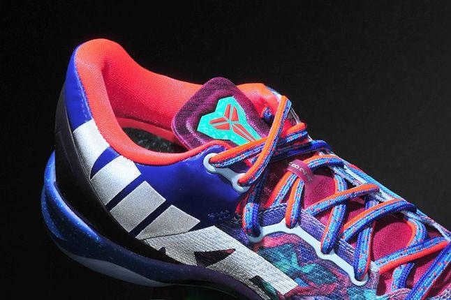 Nike Kobe 8 System What The Kobe 3