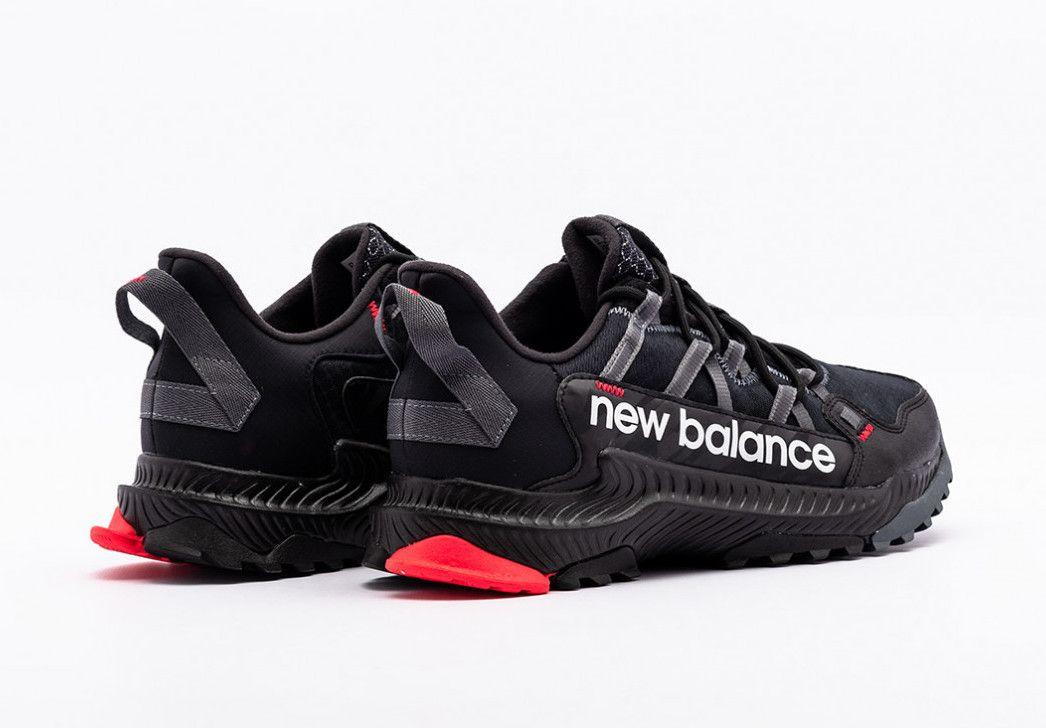 New Balance Shando Black Heel